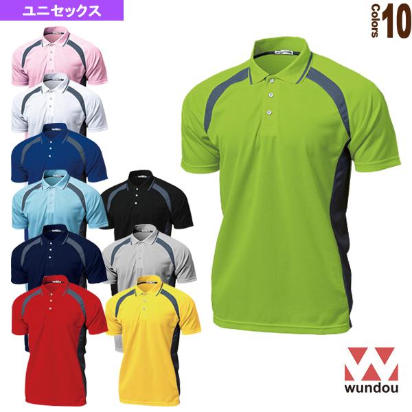 ベーシックテニスシャツ/ユニセックス(P1710)