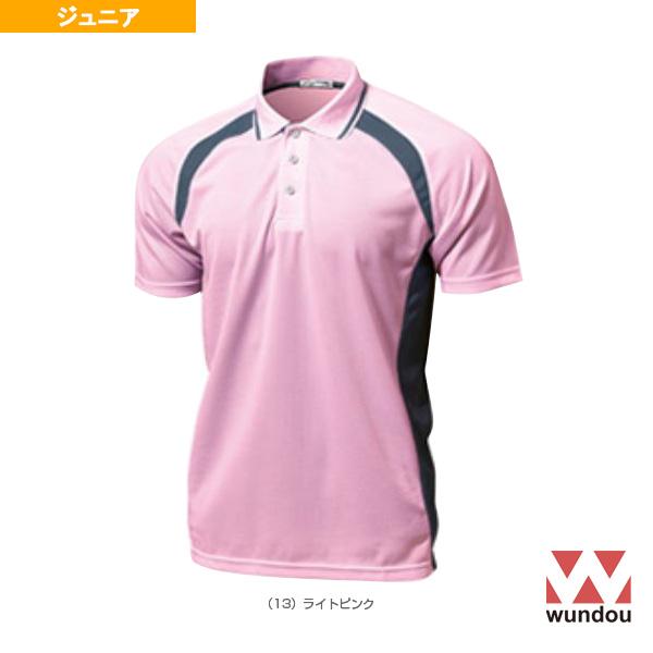 ベーシックテニスシャツ/ジュニア(P1710)