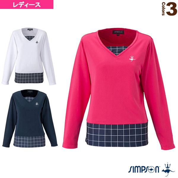 長袖ゲームシャツ/レディース(STW-62103)