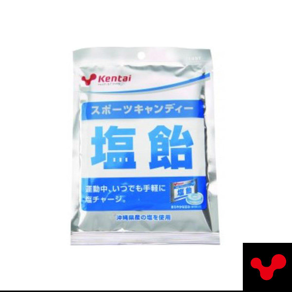 【1ケース12袋入】スポーツキャンディー/塩飴/72g(K8400)