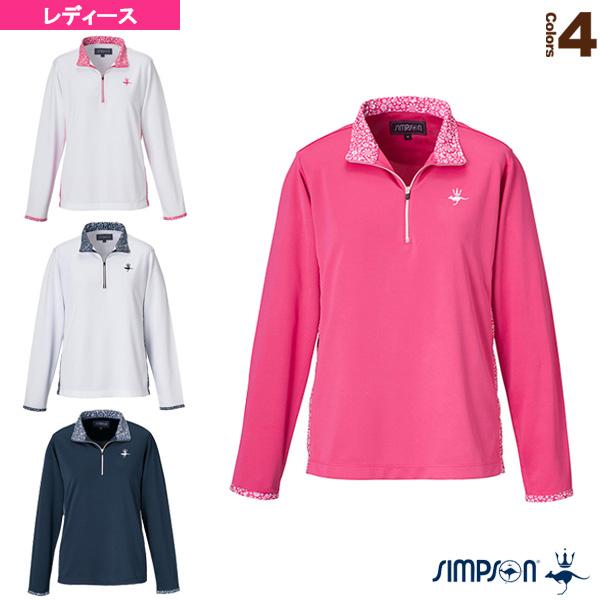 長袖ゲームシャツ/レディース(STW-72001)