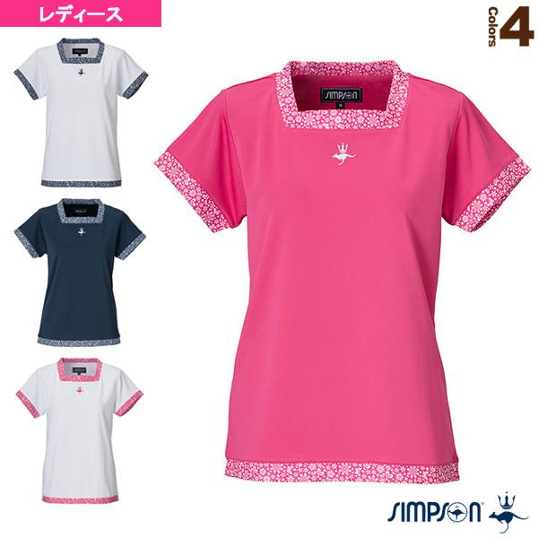 ゲームシャツ/レディース(STW-72100)