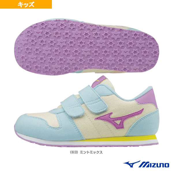 ミズノランキッズ 5/MIZUNO RUN KIDS 5/キッズ(K1GD1733)