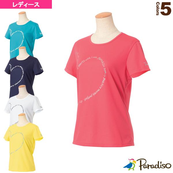 半袖プラクティスシャツ/レディース(ICL23A)