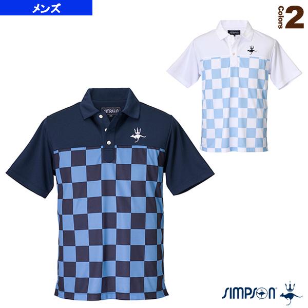 ゲームシャツ/メンズ(STW-71002)