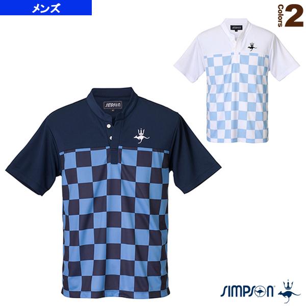 ゲームシャツ/メンズ(STW-71102)