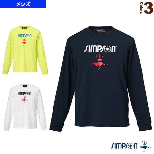 長袖プリントTシャツ/メンズ(STW-71103)