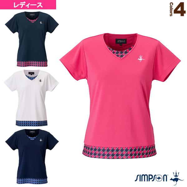 ゲームシャツ/レディース(STW-72103)