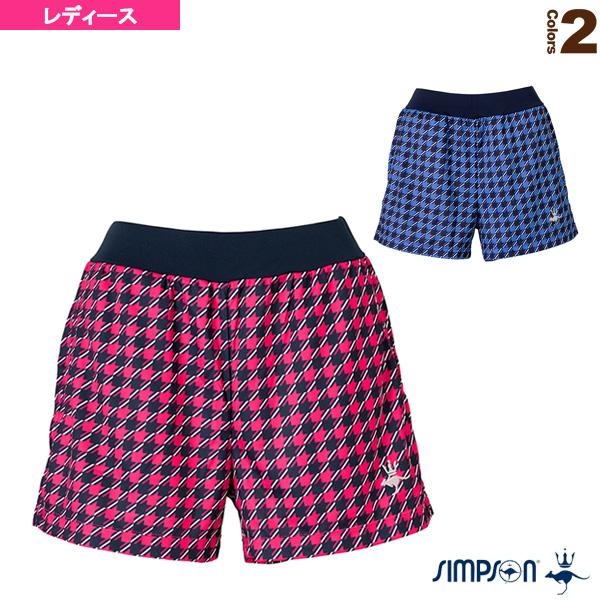 総柄ショートパンツ/レディース(STW-72203)