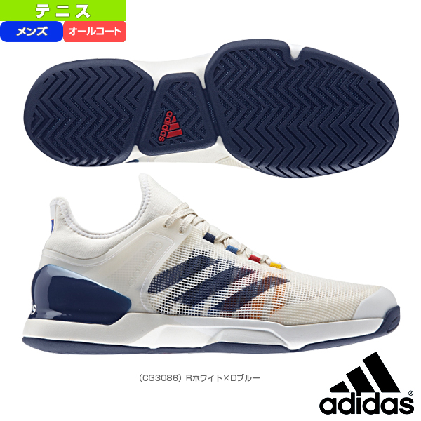 adizero ubersonic 2 PW AC/Pharrell Williamsコレクション/メンズ(CG3086)
