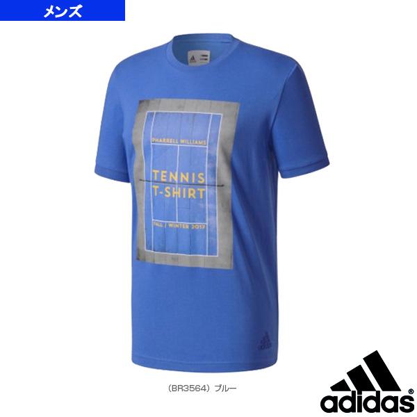 PW グラフィックTシャツ/Pharrell Williamsコレクション/メンズ(DSY91)