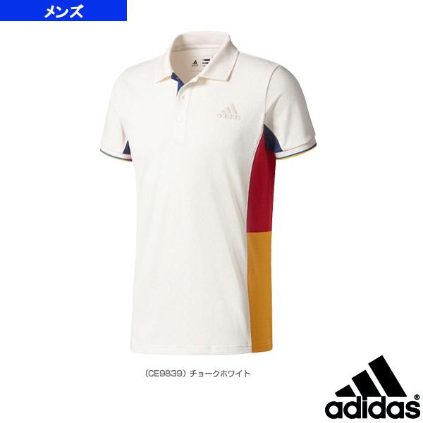 PW ポロシャツ/Pharrell Williamsコレクション/メンズ(EEZ73)