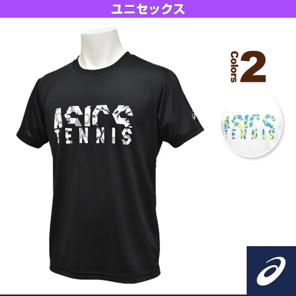 ASICS TENNIS/ロゴTシャツ/ユニセックス(XE005X)