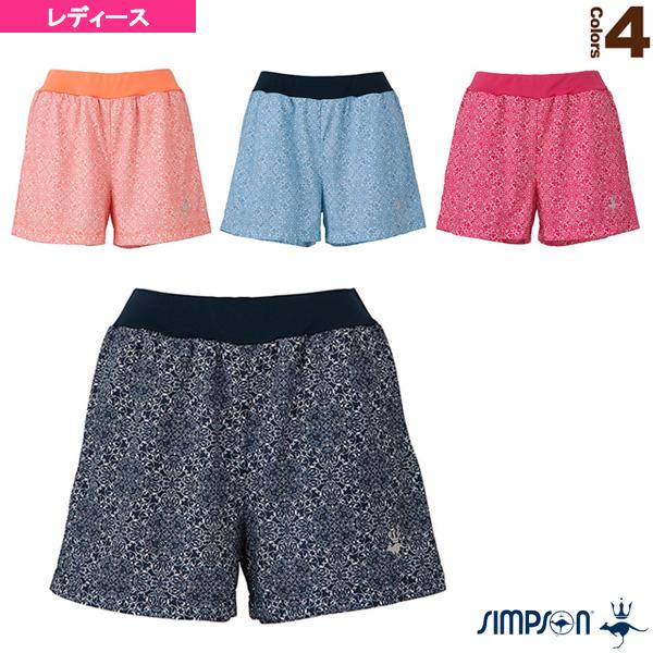 ショートパンツ/レディース(STW-82201)
