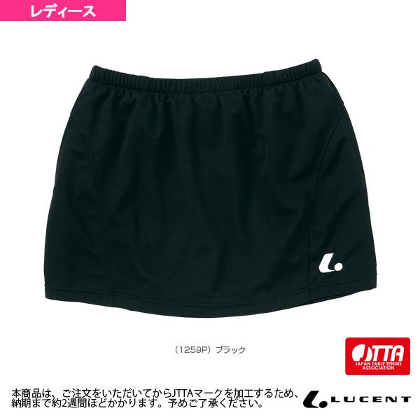 スカート/インナースパッツ付/JTTA公認マーク付/レディース(XLK-125xP)