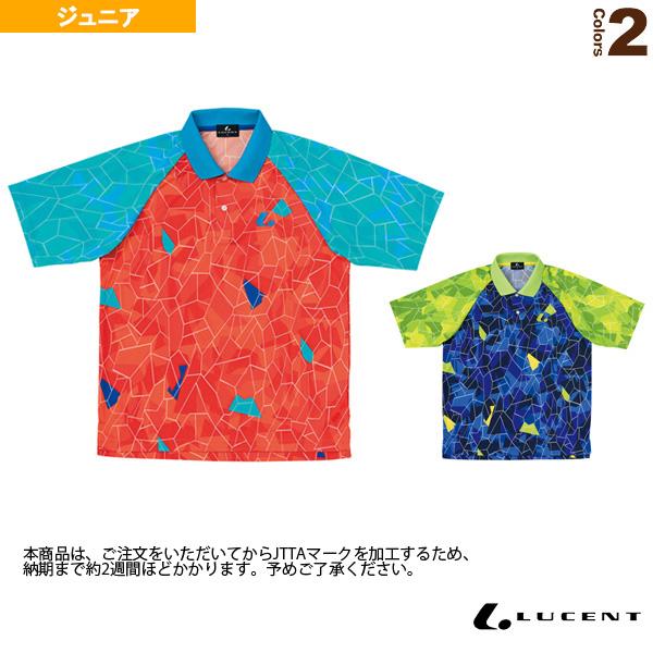ゲームシャツ/JTTA公認マーク付/ジュニア(XLP-841xP)