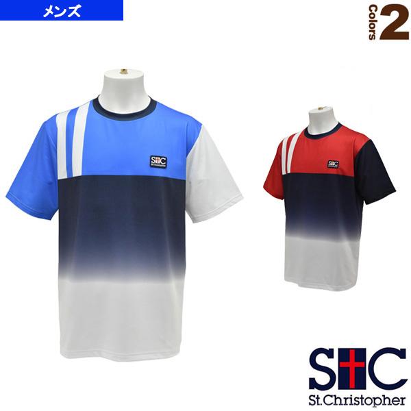 ショルダーラインゲームTシャツ/メンズ(STC-AHM5085)