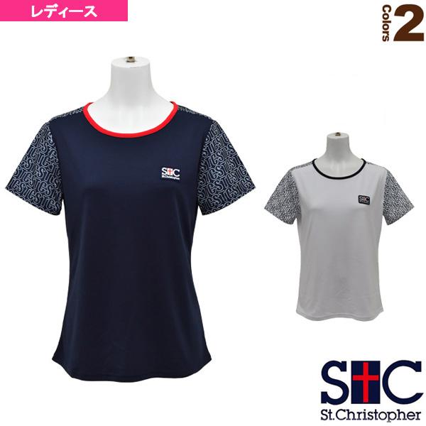 STCパターンTシャツ/レディース(STC-AHW6071)