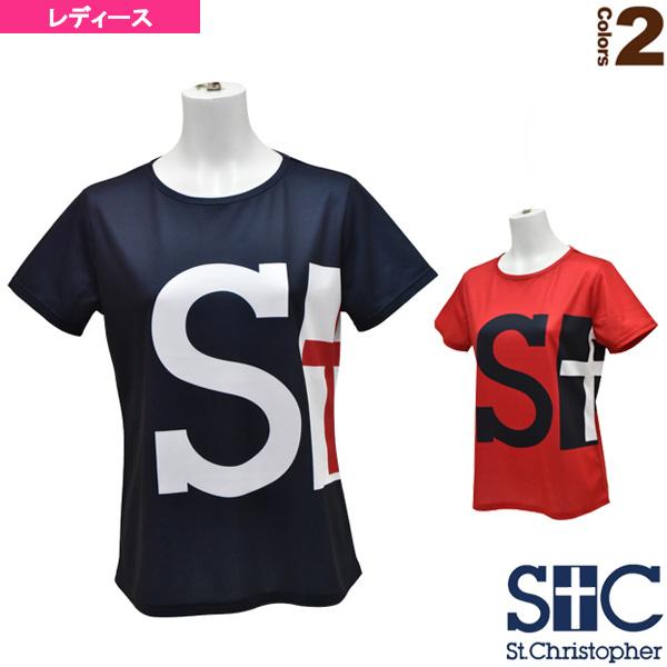 W.ビッグロゴTシャツ/レディース(STC-AHW6117)