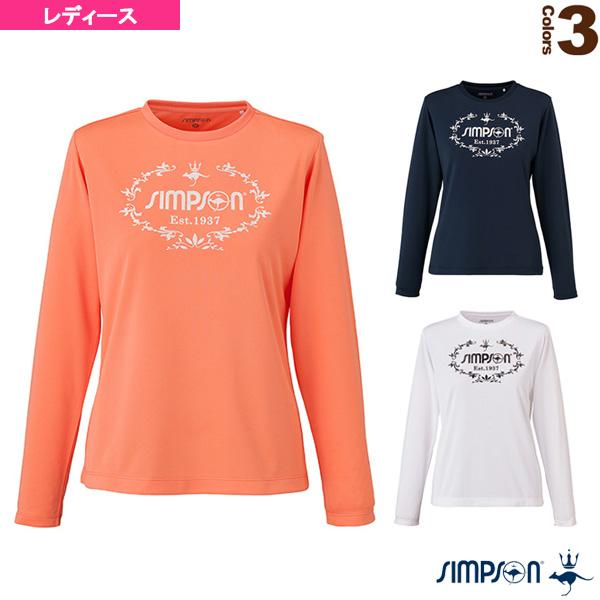長袖Tシャツ/レディース(STW-82108)
