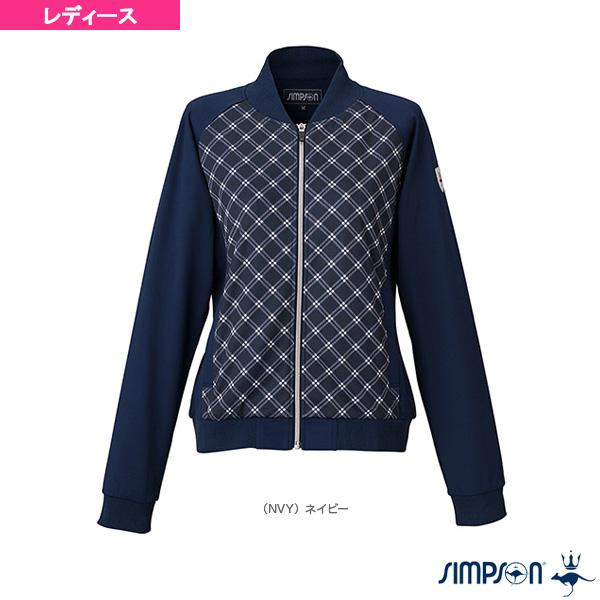 ジャージジャケット/レディース(STW-82401)