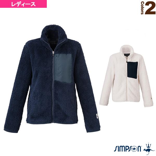 ファーフリースジャケット/レディース(STW-82600)