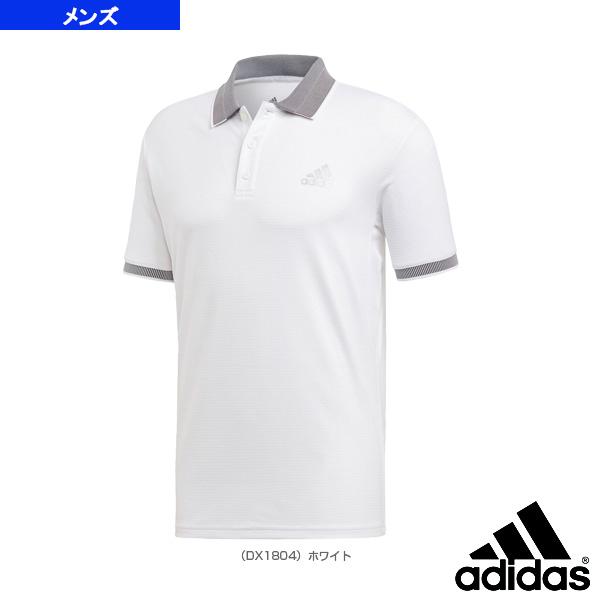 TENNIS CLUB SOLID POLO/テニスクラブソリッドポロシャツ/メンズ(FWC30)