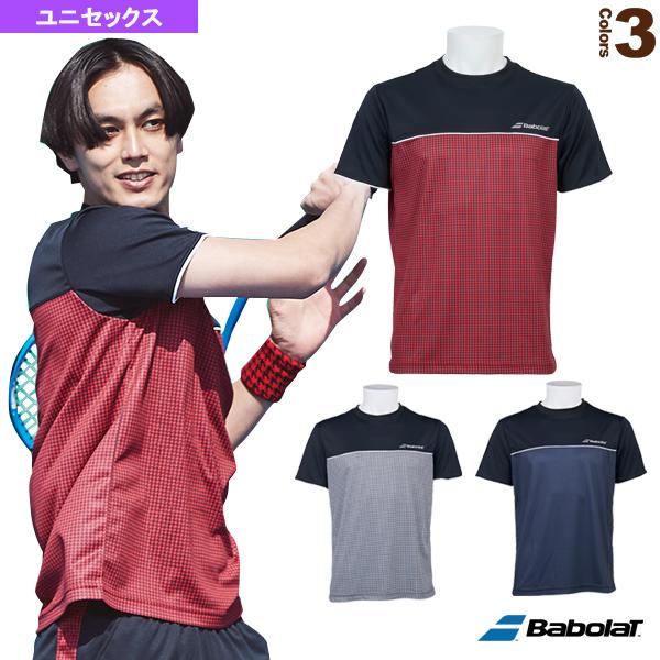 ショートスリーブシャツ/カラープレイライン/ユニセックス(BTUOJA08)