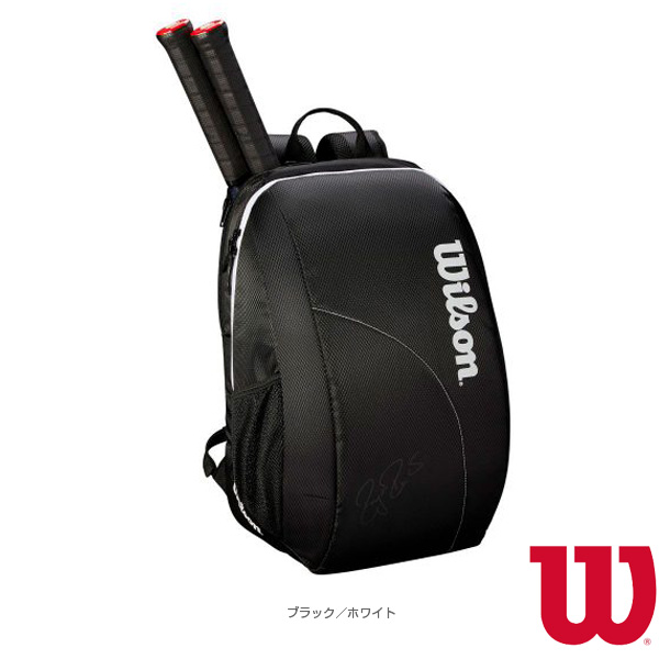 FED TEAM BACKPACK/FED チーム バックパック/ラケット2本収納可(WRZ834895)