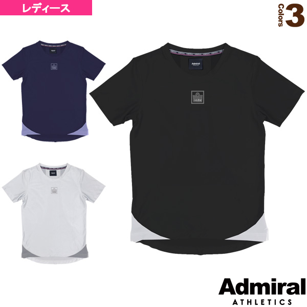 プラクティスTシャツ3/レディース(ATLA906)