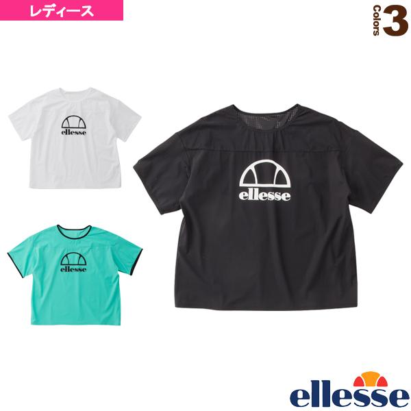 ショートスリーブロゴパンチングシャツ/SS Logo Punching Shirts/レディース(EW00116)