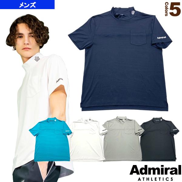 ミニマルハイネックシャツ/メンズ(ATMA024)
