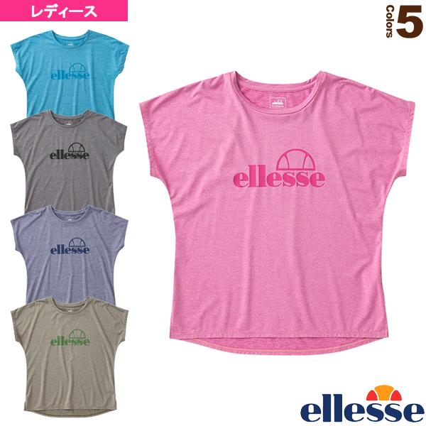 ショートスリーブメランジTシャツ/SS Melange Tee/レディース(EW00313)