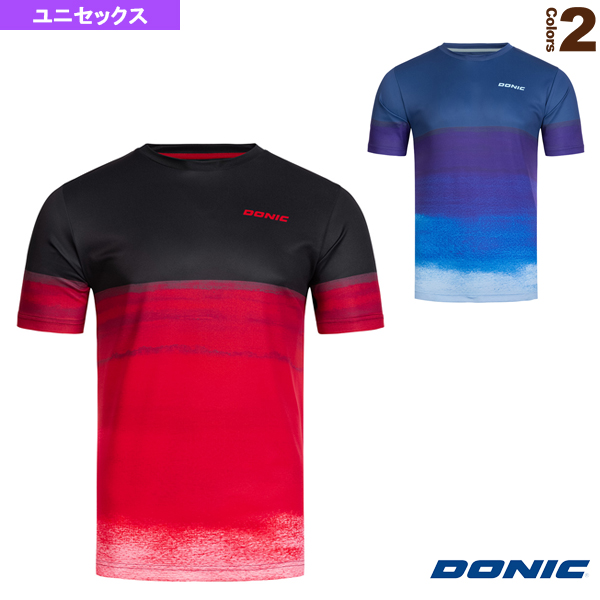 DONIC シャツ フェイド/ユニセックス(GL125)