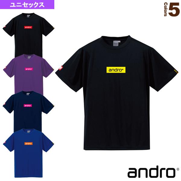 アンドロ 卓球ウェア  アンドロ ナパティーシャツ BX/NAPA T-SHITS BX/ユニセックス