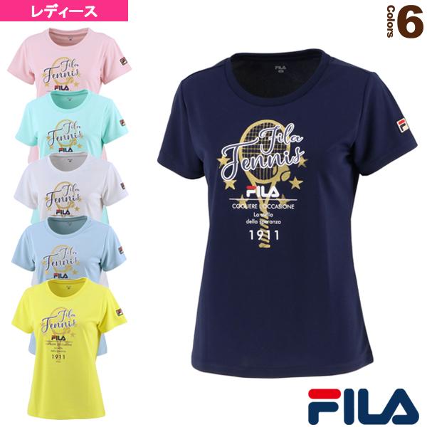 グラフィックTシャツ/レディース(VL2285)