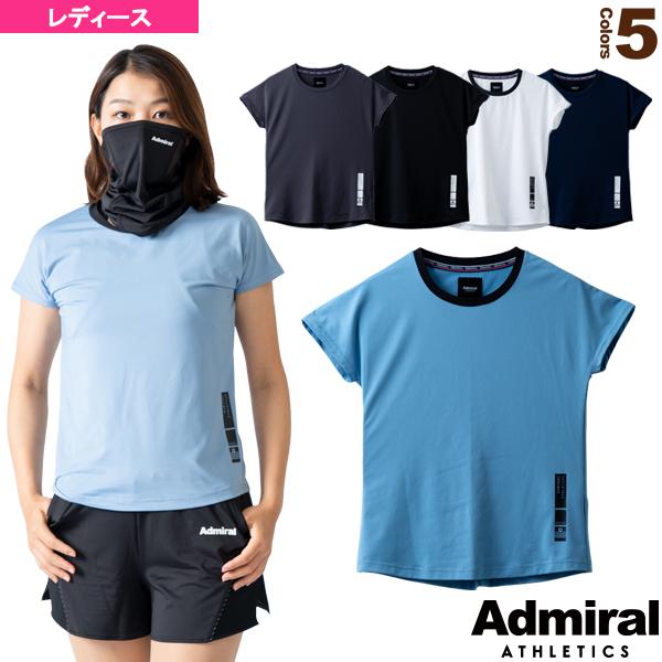カジュアルドルマンプリントTシャツ/レディース(ATLA120)