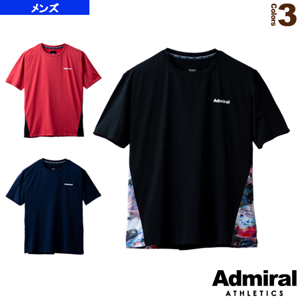 サイドスイッチTシャツ/メンズ(ATMA101)