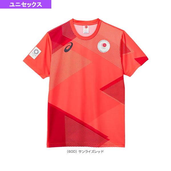 Tシャツ/JOCエンブレム/ユニセックス(2033A526)