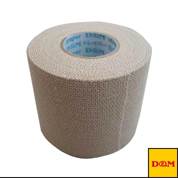 ドレイパーエラスチックテープ/伸縮性・厚手タイプ(DE-50)