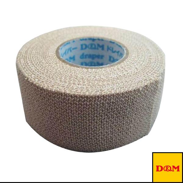 ドレイパーエラスチックテープ/伸縮性・厚手タイプ(DE-25)