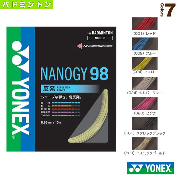 ナノジー98/NANOGY 98(NBG98)