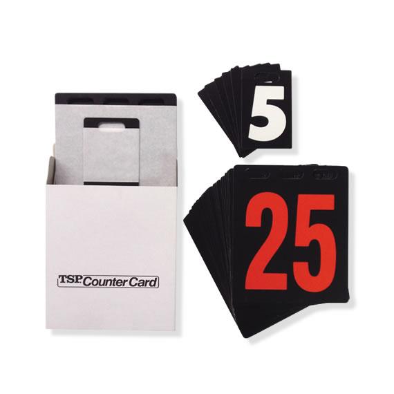 カウンター用カード/取替用(043520)