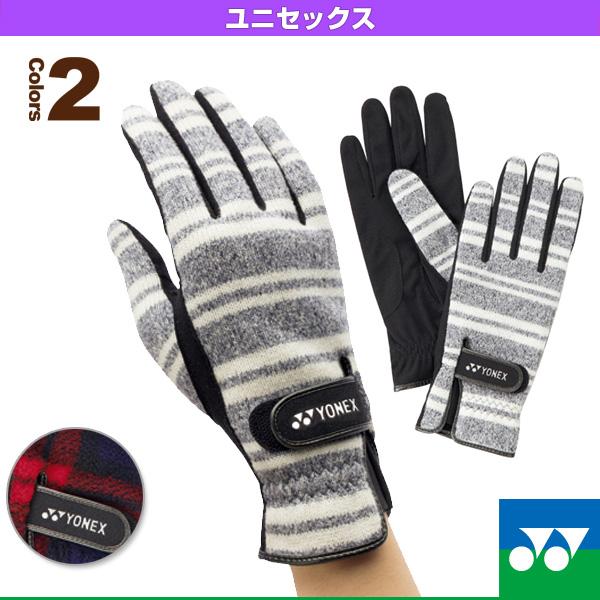 防寒テニスグローブ/左右両手用(AC282)