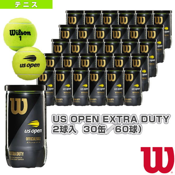 US OPEN EXTRA DUTY 2球入試合球